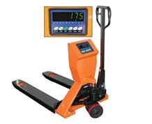 ATLAS KWIK-WEIGH ELECTRONIC PALLET TRUCK SCALE